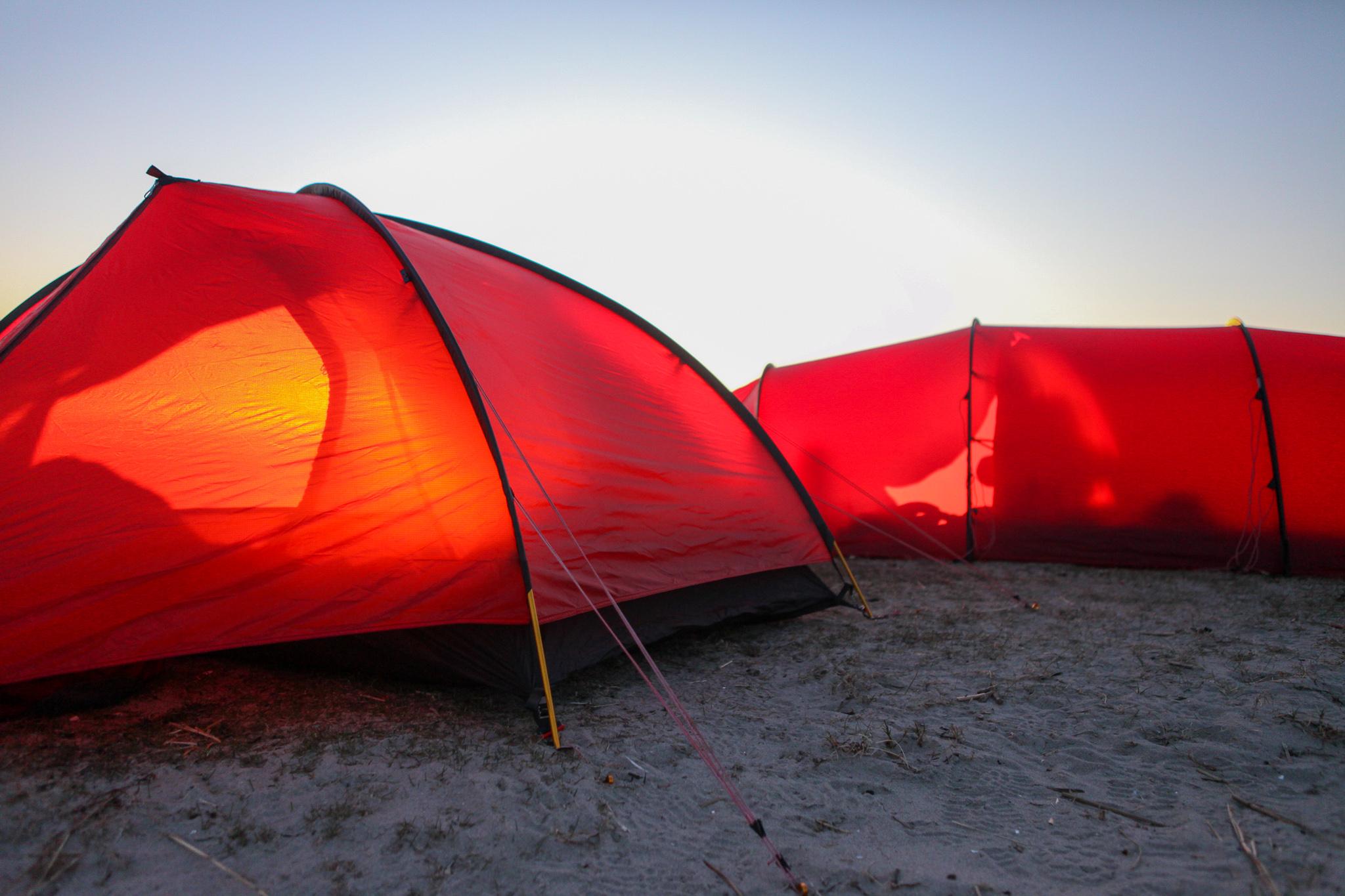 Tent Tribute – Hilleberg